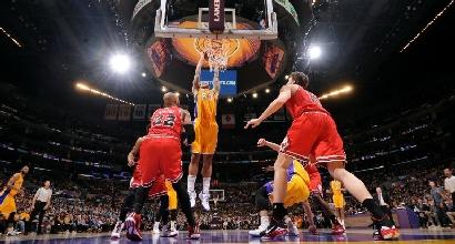 Lakers-Bulls (Afp)