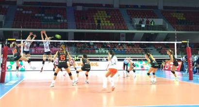 Volley, Champions donne: impresa Casalmaggiore, Eczacibasi ko