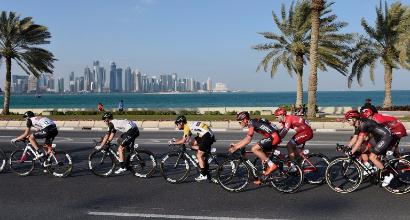 Ciclismo, Mondiale a Doha: sfida al grande caldo