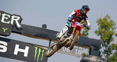 Motocross, la Fontanesi torna in Yamaha nel 2017