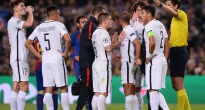 Barcellona-Psg, fa una petizione per ripetere la partita: l'arbitro ha aiutato i blaugrana