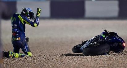 """MotoGP, Vale Rossi preoccupato: """"Mi serve un miracolo"""""""