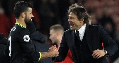 Chelsea: Diego Costa, clamoroso epilogo del rapporto