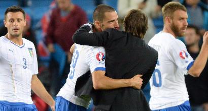 Bonucci resiste alle sirene del Chelsea e tranquillizza la Juventus