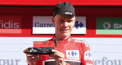 Vuelta, 15.ma tappa: vince ancora superman Angel Lopez!
