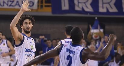 Basket, serie A: Brescia torna alla vittoria, trionfo su Venezia