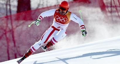 SCI, COMBINATA: HIRSCHER ORO