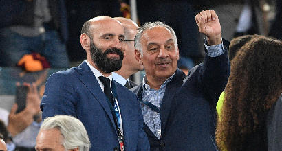 """Champions: Uefa apre procedimento contro Pallotta. Lui replica: """"Muoio dalle risate"""""""