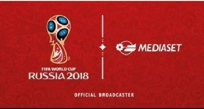 Mediaset, ancora ascolti record per i Mondiali: per Brasile-Svizzera punte oltre i 9 milioni