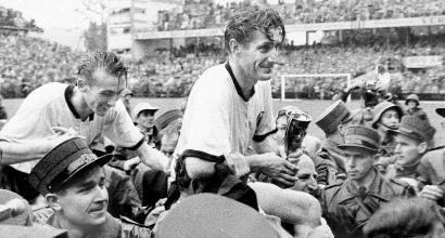 4 luglio 1954, Germania-Ungheria 3-2: finale a sorpresa, fra sospetti e polemiche. Senza fine