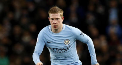 Man City in ansia per De Bruyne