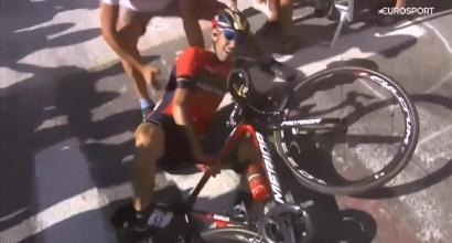 """Nibali, allarme Mondiale: """"Non so se tornerò quello di prima. Sto soffrendo come un cane"""""""