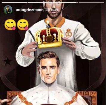 """Pallone d'Oro, Sergio Ramos attacca Griezmann: """"È un ignorante"""""""