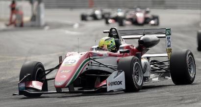 Austria, Mick Schumacher vince gara 1 e vola in vetta