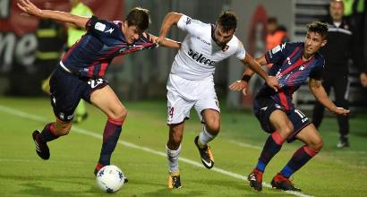 Serie B, pari Salernitana a Crotone