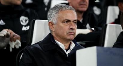 """Manchester United, Mourinho: """"Non ho offeso i tifosi della Juventus, loro sì"""""""