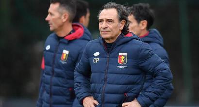 """Prandelli: """"Io, la squadra e la Nord: uniti per normalizzare il Genoa"""""""