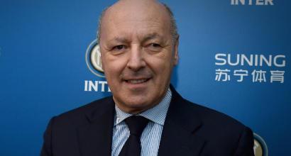 """Inter, Marotta: """"Più avanti della Juve 2010 ma il gap è ancora forte"""""""