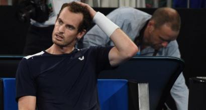 Tennis, Australian Open: tutto facile per Federer e Nadal, Murray si arrende dopo una battaglia di 5 set