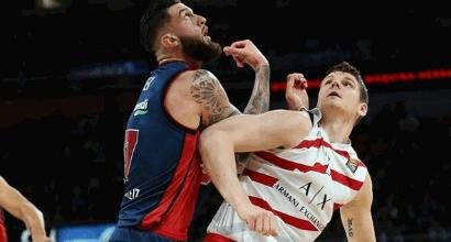 Basket, Eurolega: Milano dura solo un tempo e cade anche a Vitoria
