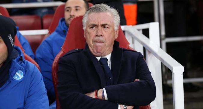 Europa L., Ancelotti: