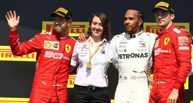 F1, Ferrari fa appello per Vettel