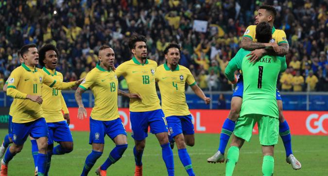 Copa America: il Brasile abbatte il tabù Paraguay, verdeoro in semifinale ai rigori