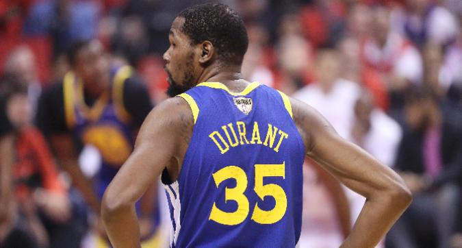 Nba: Kevin Durant dice sì ai Brooklyn Nets