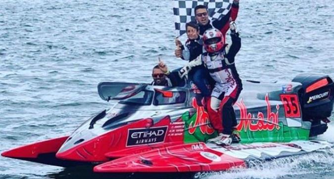 Motonautica: un italiano è campione del mondo: Abbate Jr trionfa con il Team Abu Dhabi