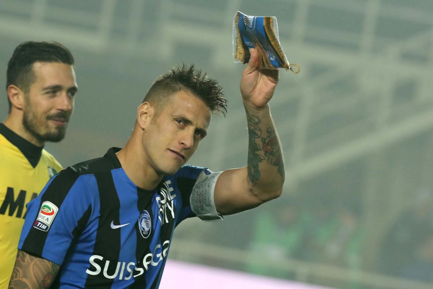 Atalanta-Sassuolo 1-1, le foto della partita