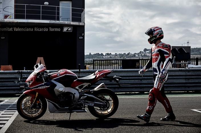 Honda, ecco la CBR1000RR per vincere in Superbike