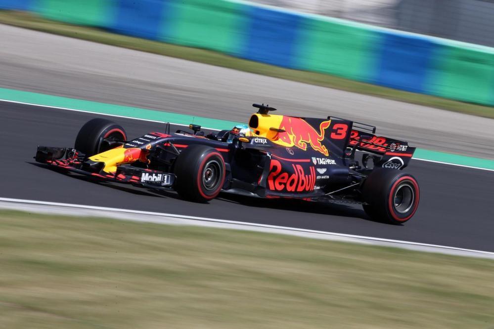 Ricciardo, venerdì super