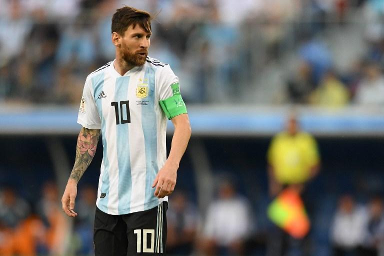 Mondiali 2018: l'Argentina vola agli ottavi col fiatone