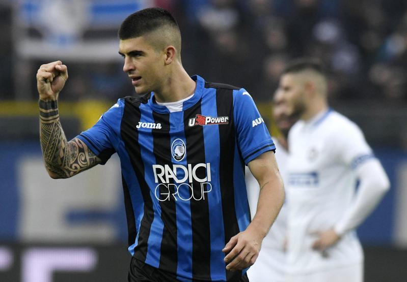 Mancini - Atalanta