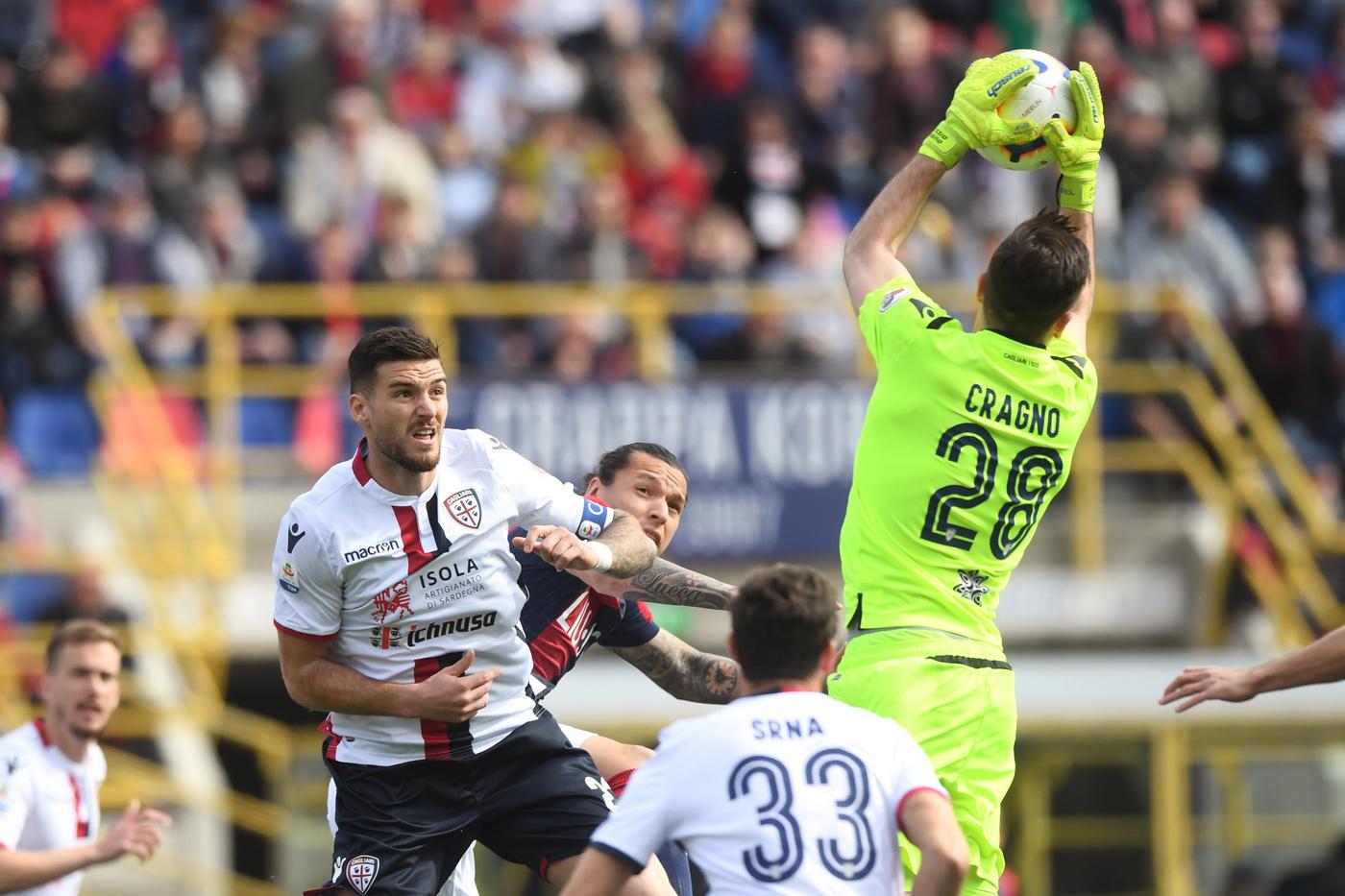 I rossoblù battono 2-0 il&#160;Cagliari e rialzano la testa.<br /><br /><br />