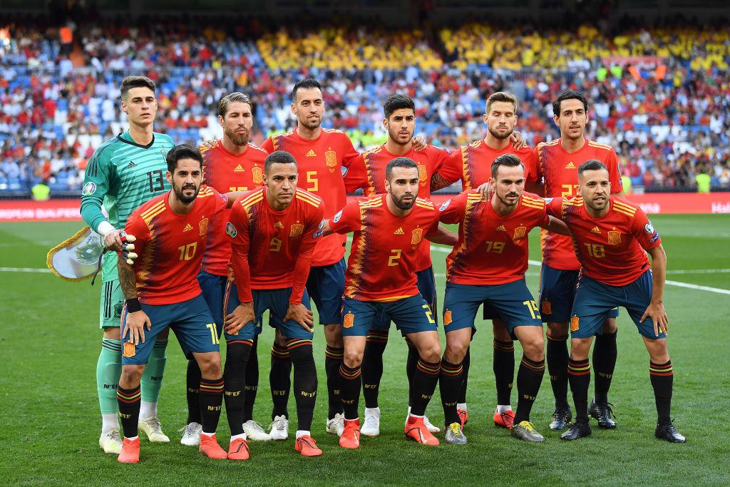 Qualificazioni Euro 2020: Spagna-Svezia 3-0, le foto del match