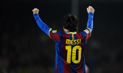 Messi. Getty images