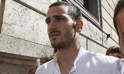 Leonardo Bonucci (LaPresse)