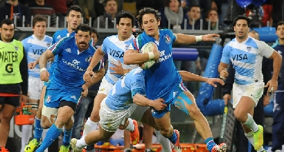 Italrugby (AFP)