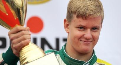 Mick Schumacher (Afp)