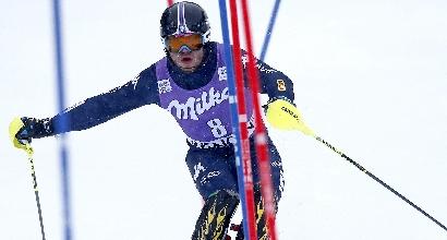 Slalom Wengen: gioia Kristoffersen, Razzoli e Gross sul podio