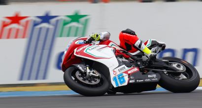 Thailandia, Supersport: la MV Agusta davanti a tutti