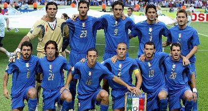 Mondiali 2006, Materazzi e la testata:
