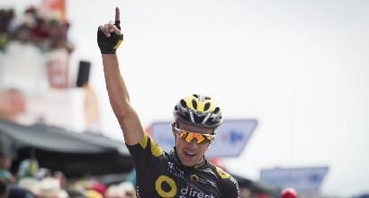 Vuelta 2016 (Ansa)