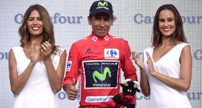 Vuelta 2016, 14a tappa: Gesink re dei Pirenei, Quintana c'è