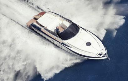 Potenza e velocità: al Salone le barche più belle e più sportive