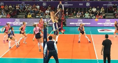 Volley, Mondiale per club: la Pomì vola in finale