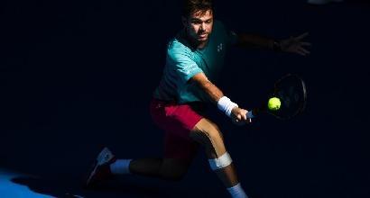 Aus Open, Federer in semifinale