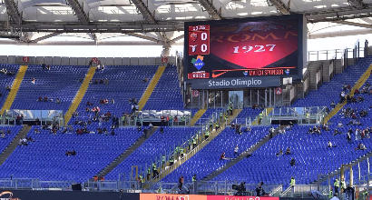 Barriere Stadio Olimpico, via entro il derby di Coppa Italia