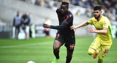 Ligue 1: passo falso Nizza, pari a Nantes